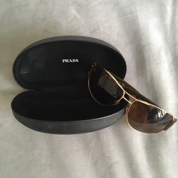 5228c271e44 Prada aviator sunglasses. M 5bf6b179aa5719a682c0a994. Other Accessories ...